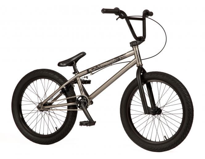 "Stereo Bikes ""Subwoofer"" 2019 BMX Bike - Gloss Gun Metal"