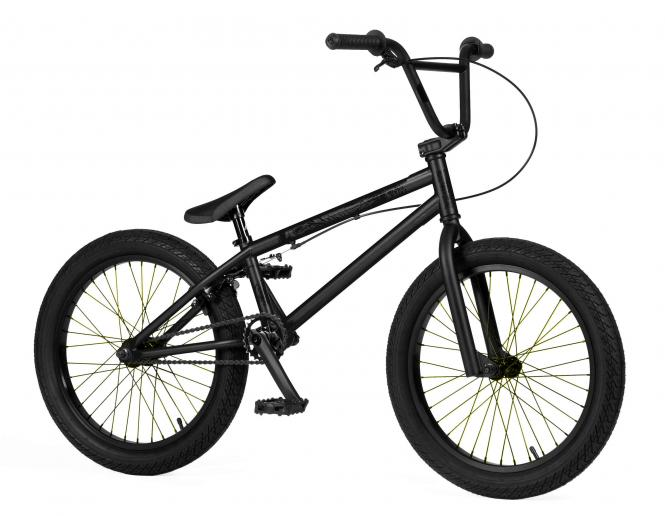 "Strobmx ""Subwoofer"" 2021 BMX Rad - Sooty Matt Black"