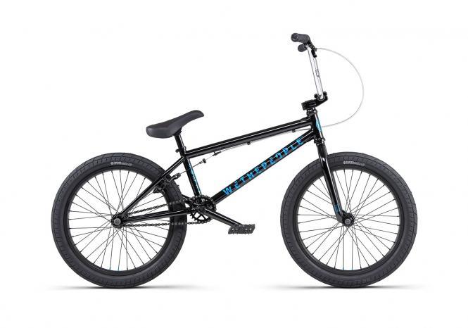 "Wethepeople ""CRS"" 2020 BMX Rad - black"