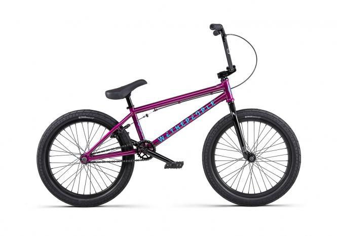 "Wethepeople ""CRS"" 2020 BMX Rad - metallic purple"